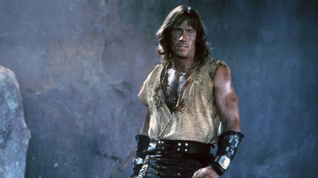 Kevin Sorbo als Hercules - Foto: imago images / Everett Collection
