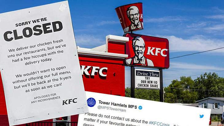 KFC-Krise eskaliert