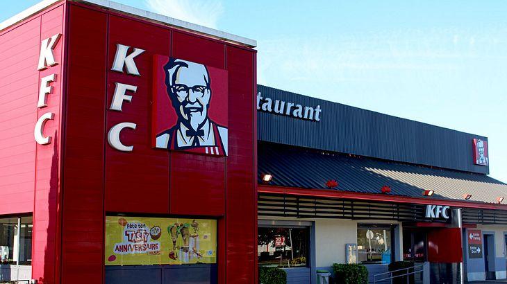 Student isst ein jahr lang umsonst bei KFC (Symbolfoto).