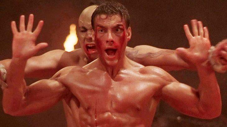 """Jean-Claude Van Damme in """"Kickboxer"""""""
