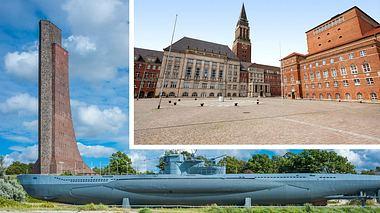 Diese 5 Sehenswürdigkeiten in Kiel sind ein Muss