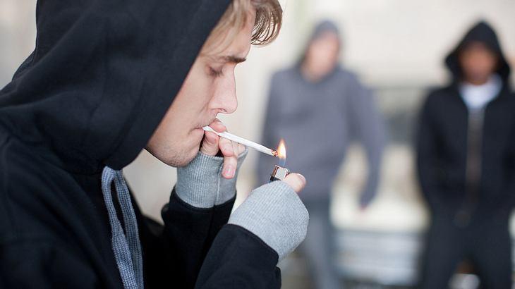 Studie belegt: Cannabis ist keine sanfte Droge