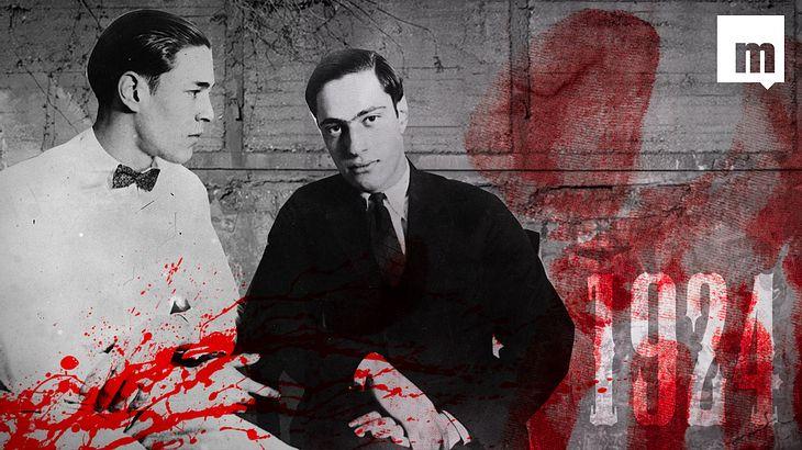 Nathan Leopold und Richard Loeb