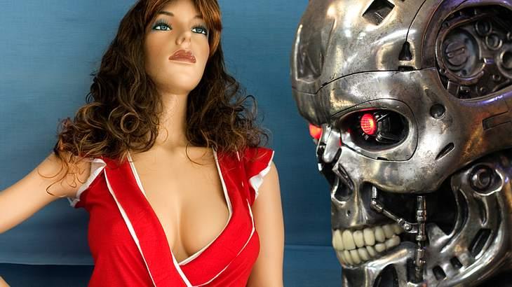 Liebespuppen werden zu Killer-Roboter