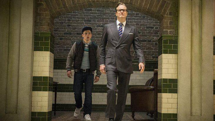 """Kingsman 2"": Trailer zum Agentenfilm mit Channing Tatum"