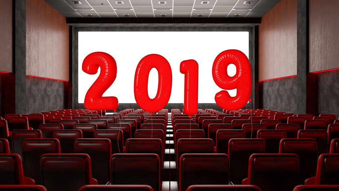 Kinofilme 2019: Die 10 meisterwarteten Filme 2019.