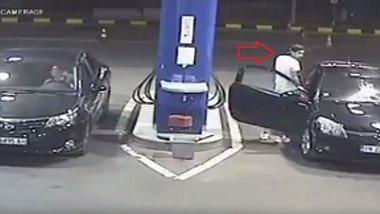 Zigarette auf der Tankstelle anzünden? Keine gute Idee! - Foto: twitter/ThatEricAlper