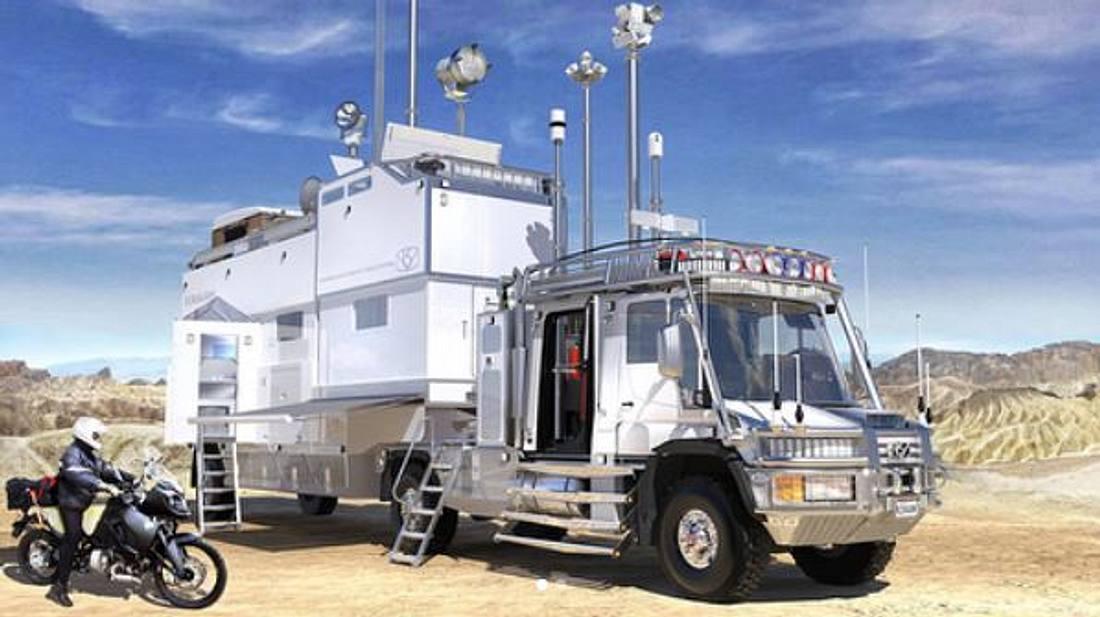 Der KiraVan ist der sicherste Van der Welt