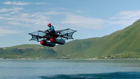 Kitty Hawk Flyer: Mini-Flugzeug ohne Pilotenschein