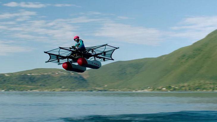 Kitty Hawk Flyer: Das Mini-Flugzeug, das jeder fliegen kann