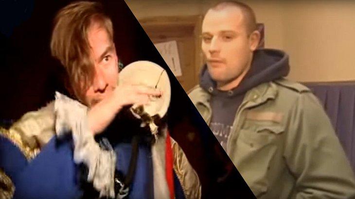 Beim Maskottchen-Catchen erlebte Joko Winterscheidt eine schmerzhafte Überraschung