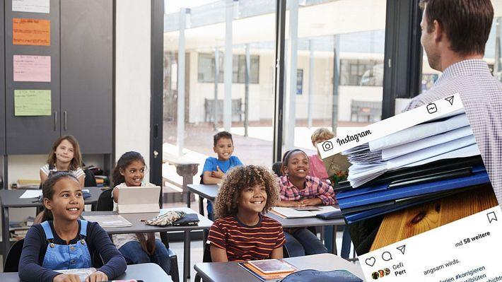 Auf Instagram: Lehrer macht sich über seine Klasse lustig