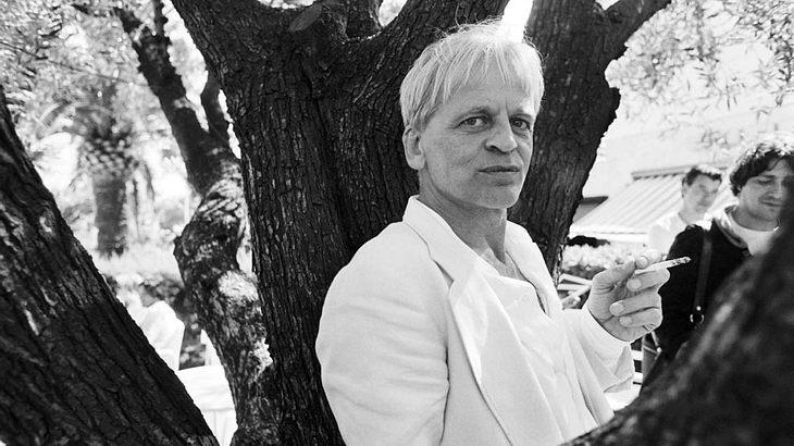Klaus Kinski (†) im Jahr 1979 bei den Internationalen Filmfestspielenl von Cannes.
