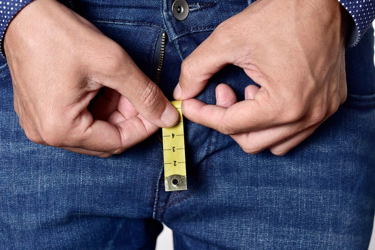 Dating-Portal nur für Männer mit kleinem Penis eröffnet
