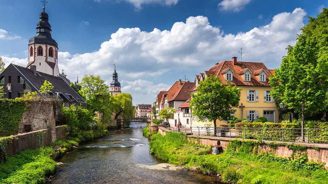 Ettlingen, Schwarzwald, Baden-Württemberg