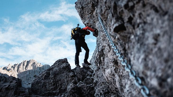 Rucksack Für Kletterausrüstung : Kletterausrüstung u dieses equipment brauchst du männersache