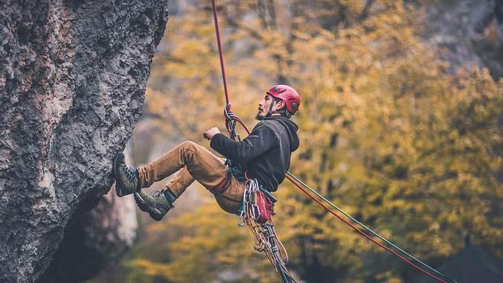 Mammut Klettergurt Hose : Klettergurt u infos und kauftipps männersache