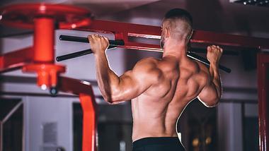 Die beste Klimmzugstange für dein Home-Workout