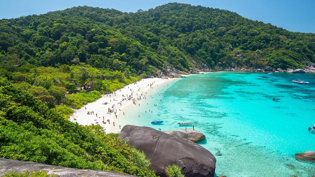 Strand von Ko Similan