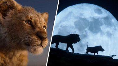 Neuer Der König der Löwen-Trailer zeigt Timon und Pumbaa