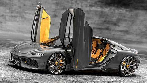 Gemera Hybrid: Koeniggsegg stellt 1700-PS-Monster vor