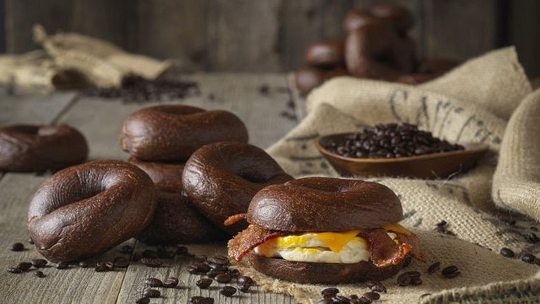Koffein-Bagel: Espresso Buzz Bagels von Einstein Bros.