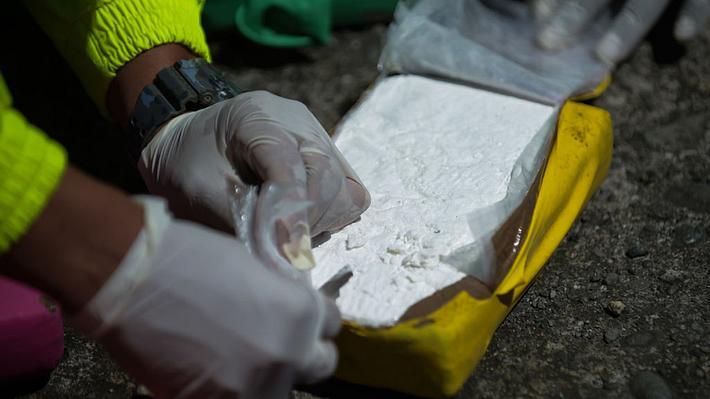 Größter Drogenfund in Kolumbien - Foto: gettyimages/RAUL ARBOLEDA