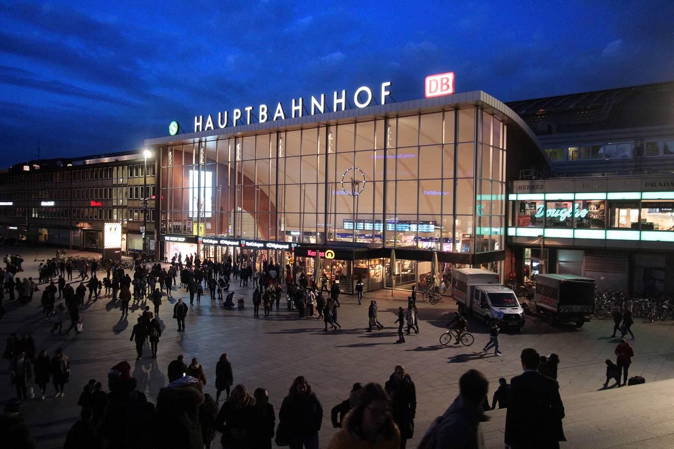 Kölner Hauptbahnhof