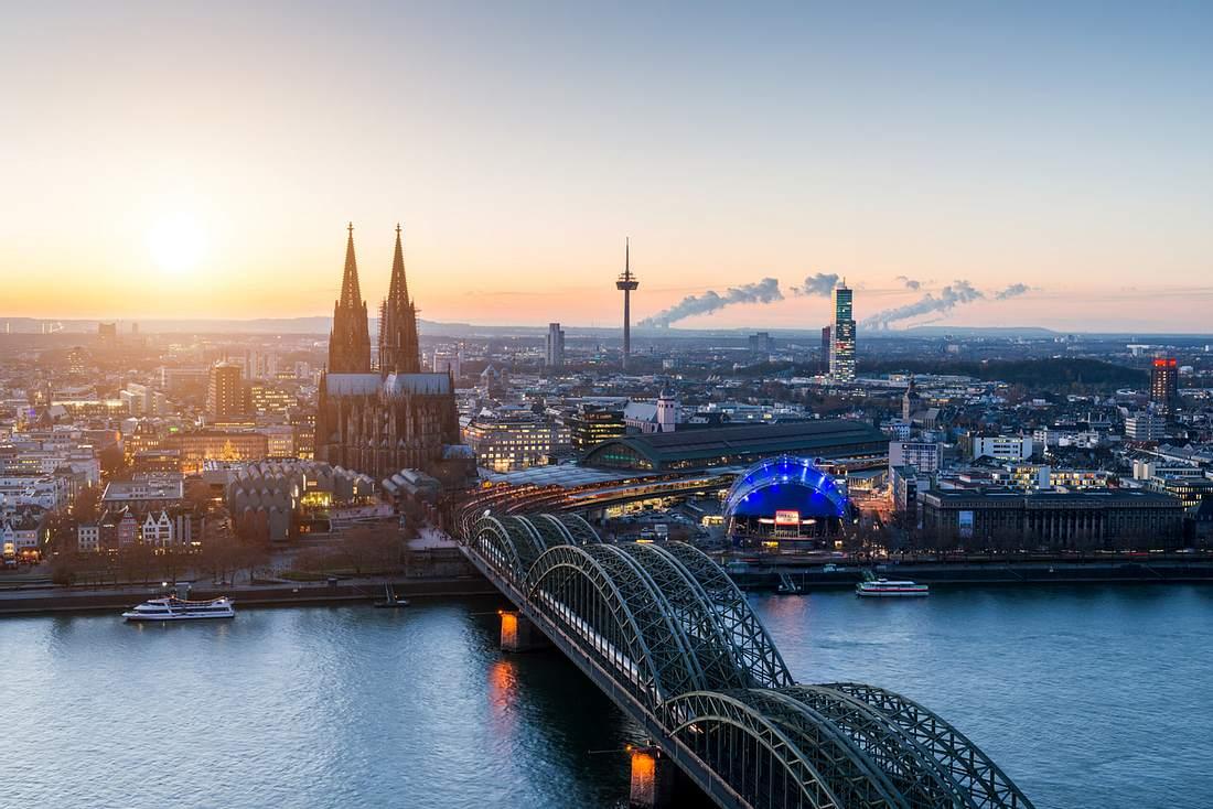 Köln hat einiges zu bieten