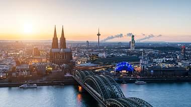 Köln hat einiges zu bieten - Foto: iStock / jotily