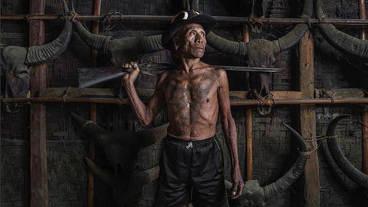 Konyak Naga: Dieser indische Indianerstamm ging jahrhundertelang auf Kopfjagd