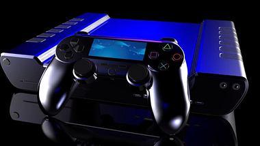 Konzept-Design für die PlayStation 5 - Foto: YouTube / Concept Creator