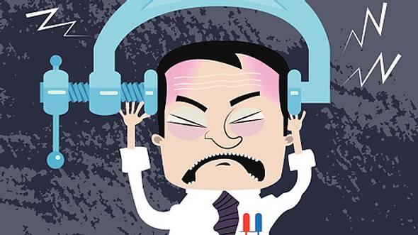 Kopfschmerzen loswerden mit dem 2-Minuten-Trick