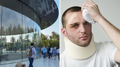 Apple in der Kritik: immer wieder Verletzte in neuer Firmenzentrale