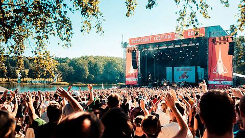Kosmonaut Festival 2020: Tickets, Preise, Line-up und Camping