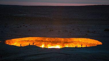 Das Tor zur Hölle: Der Krater von Derweze