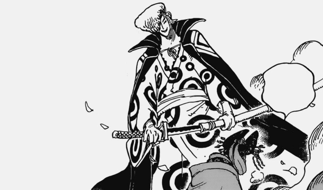 Kyoshiro One Piece