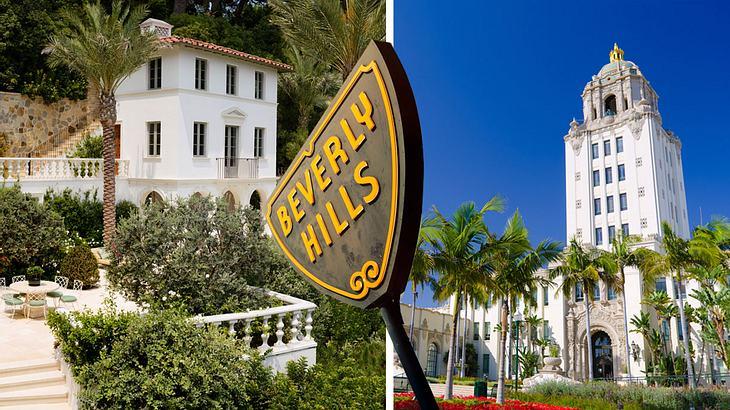 Bel Air und Beverly Hills