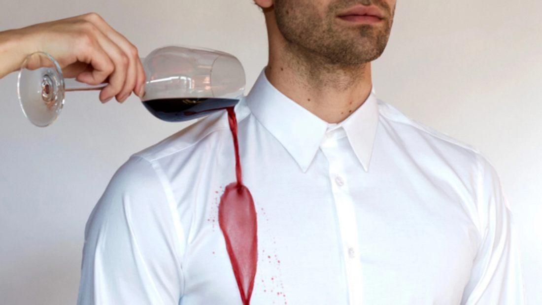 Labfresh: das erste Wein resistente Hemd