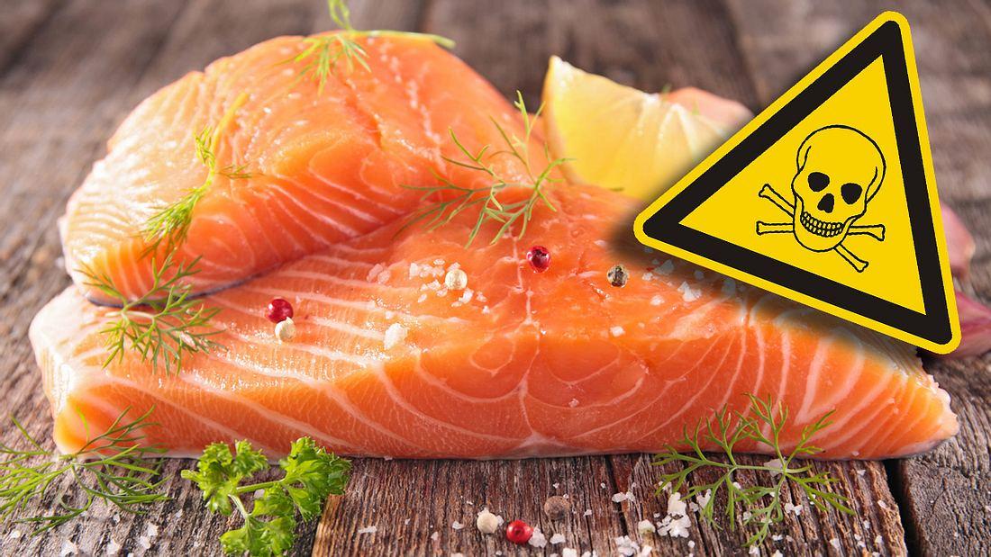 Lachs ist das giftigste Lebensmittel, das es im Supermarkt zu kaufen gibt