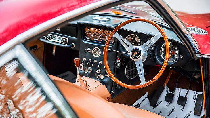 67er Lamborghini 400 GT