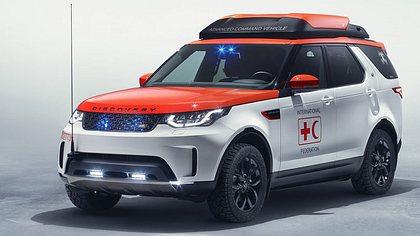 Land Rover Project Hero: Mit Drohne im Rettungseinsatz