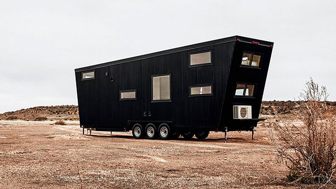 Land Ark RV: Luxus-Wohnwagen für Camping-Enthusiasten