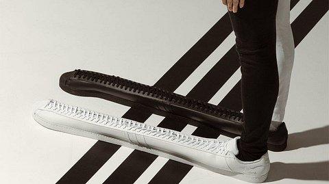 Die größten adidas Originals der Welt - Foto: Tommy Cash/ adidas Originals
