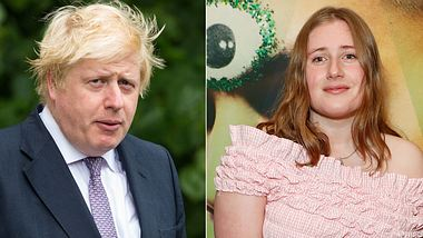 Boris Johnson, Lara Johnson-Wheeler - Foto: Getty Images / Jack Taylor ; David M. Benett ; Collage / bearbeitet durch maennersache.de