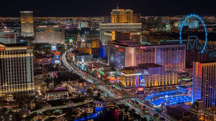 Diese 5 Sehenswürdigkeiten in Las Vegas sind ein Muss