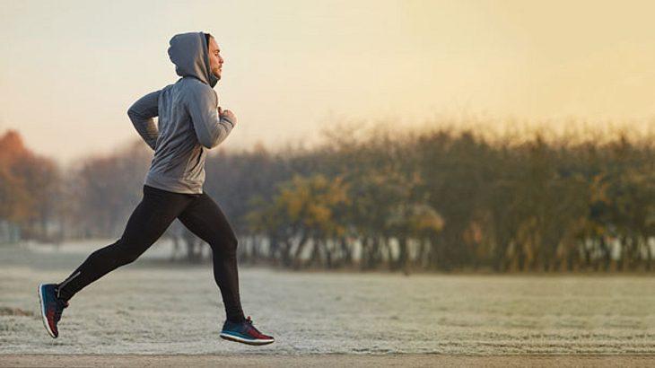 Laufgürtel fürs Jogging