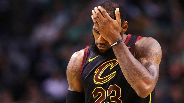Irre Panne im NBA-Finale: LeBron-Team verliert wegen Mega-Patzer