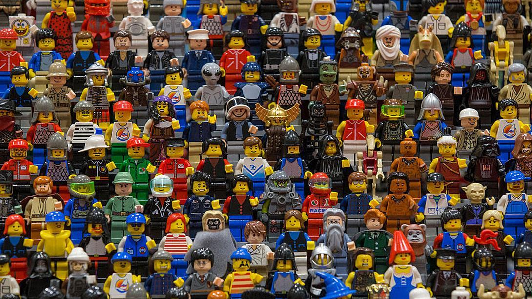 Traumjob bei LEGO - Foto: Getty Images / Dan Kitwood