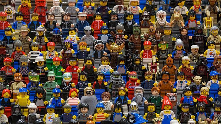 Traumjob bei LEGO